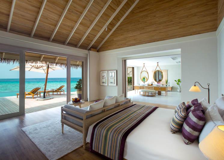 Ocean Residence bedroom