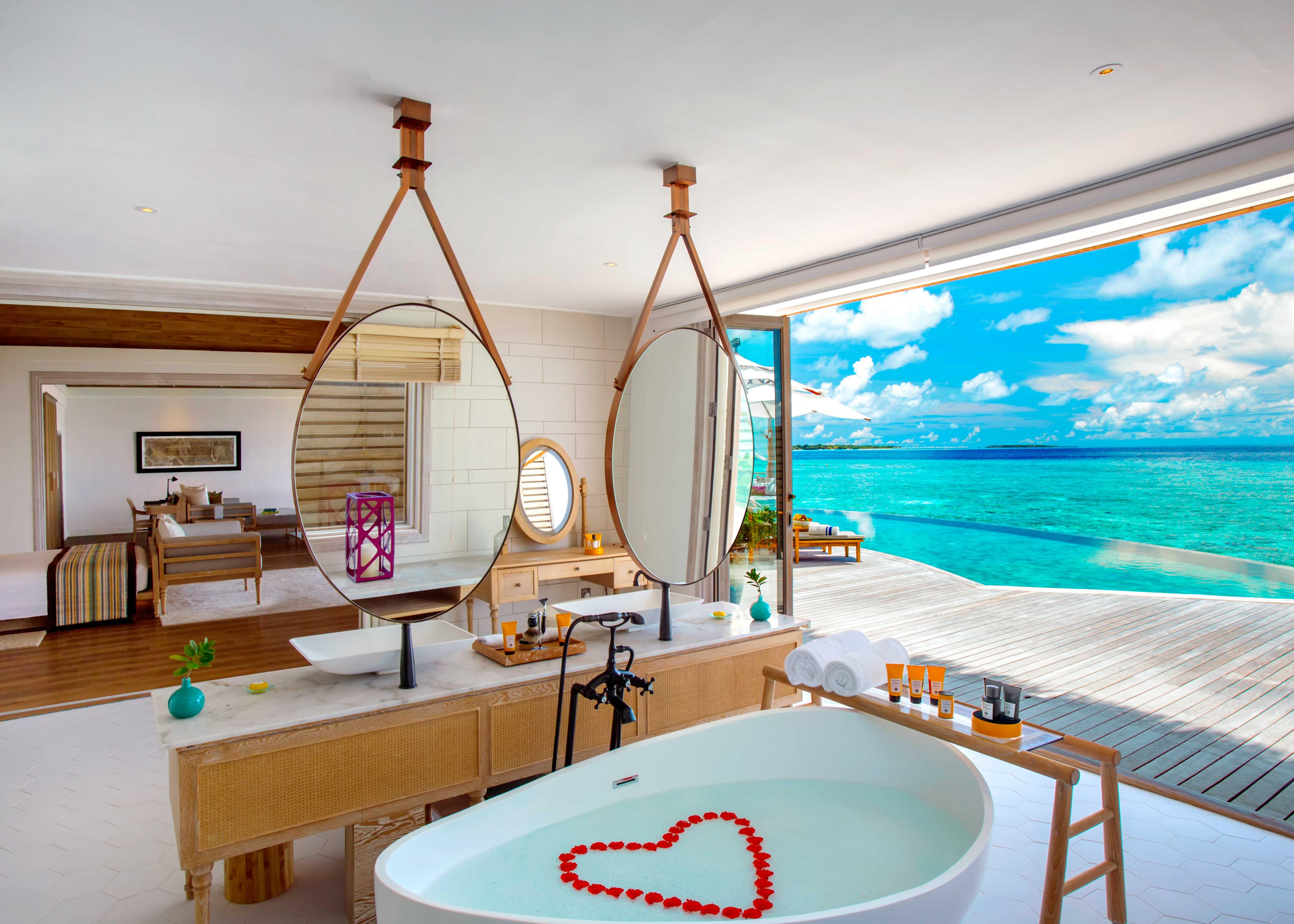 Milaidhoo Malidves Ocean Residence Bathroom