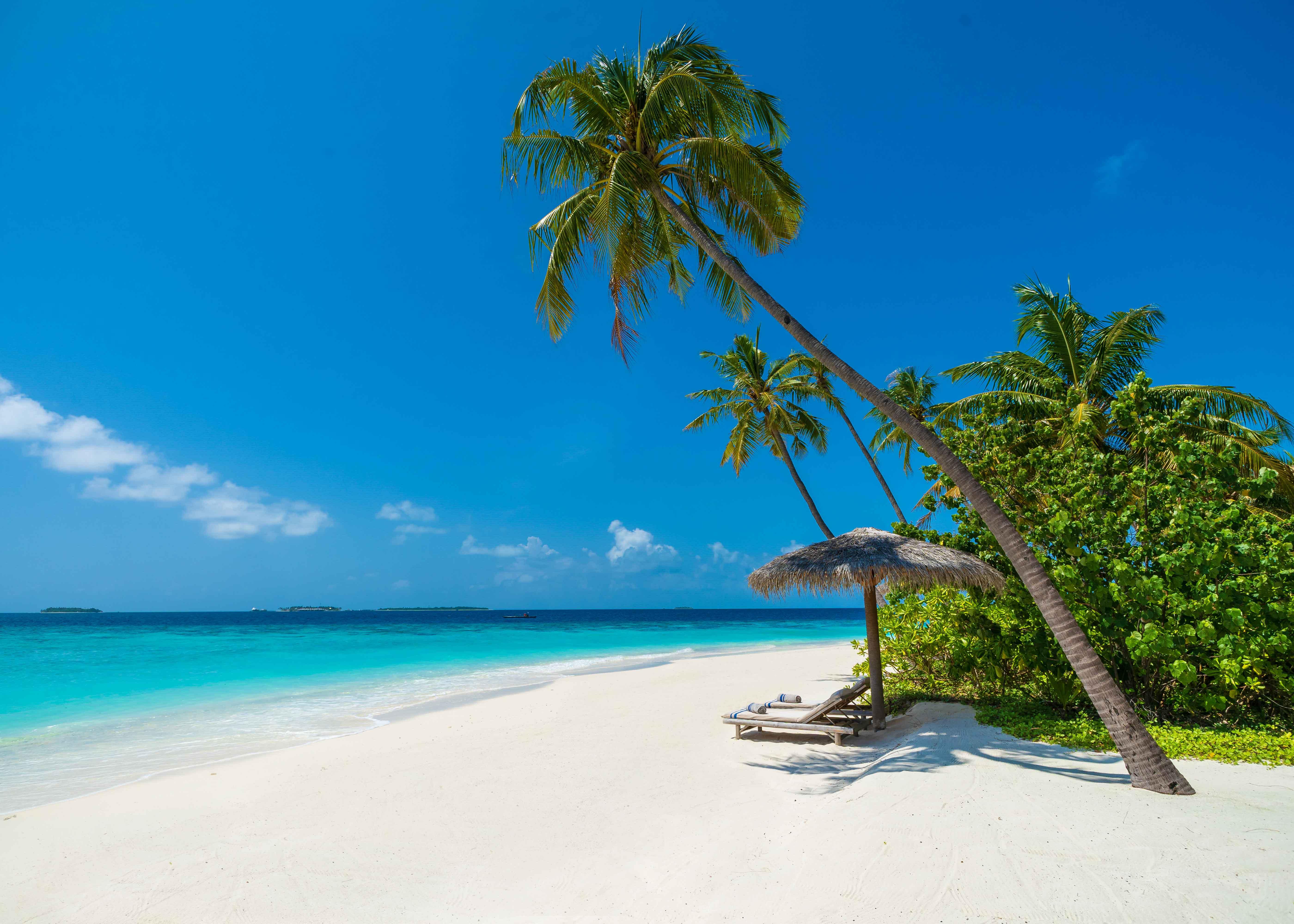 Milaidhoo Maldives Beach Pool Villa Beach
