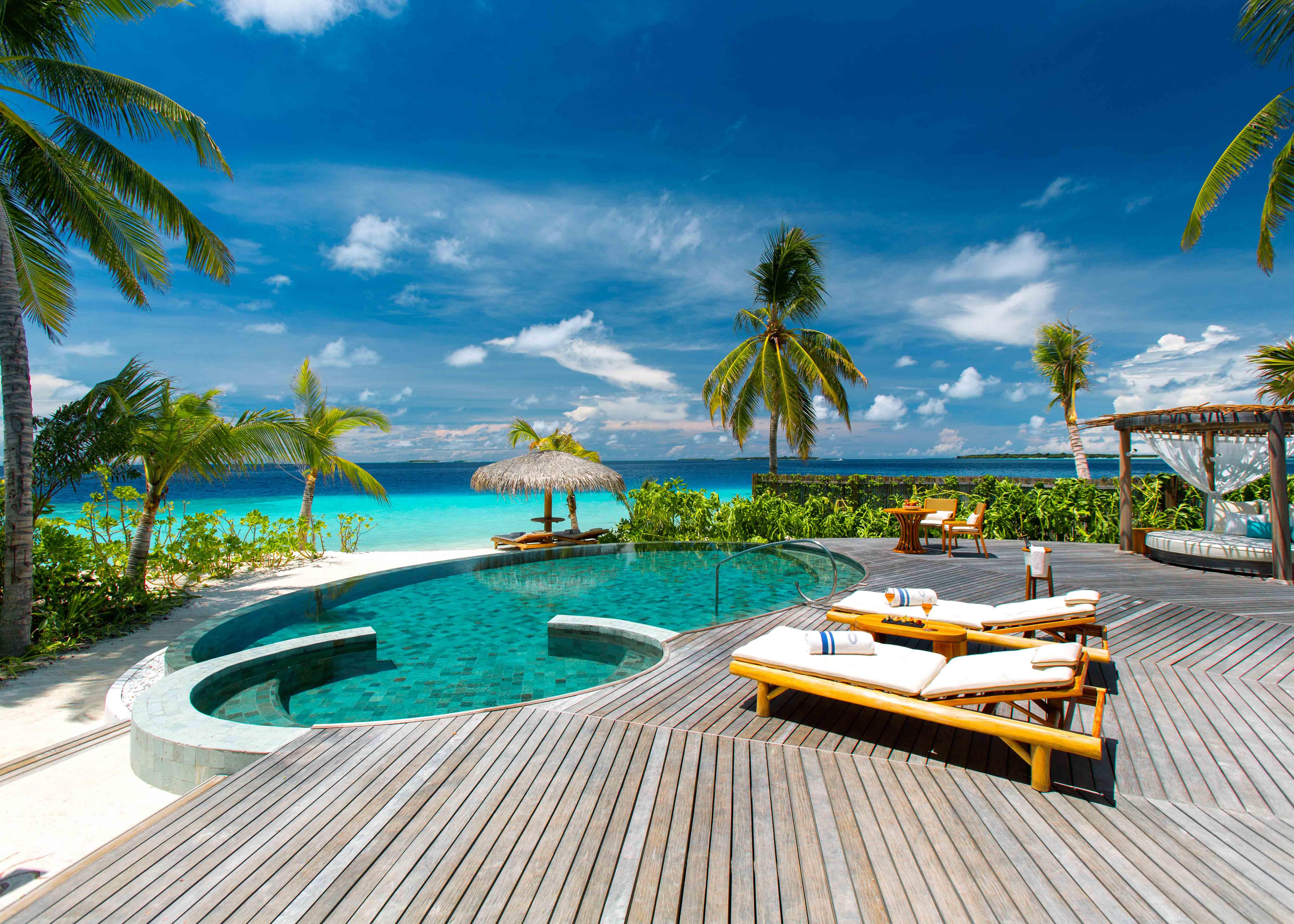 Milaidhoo Maldives Beach Residence Exterior