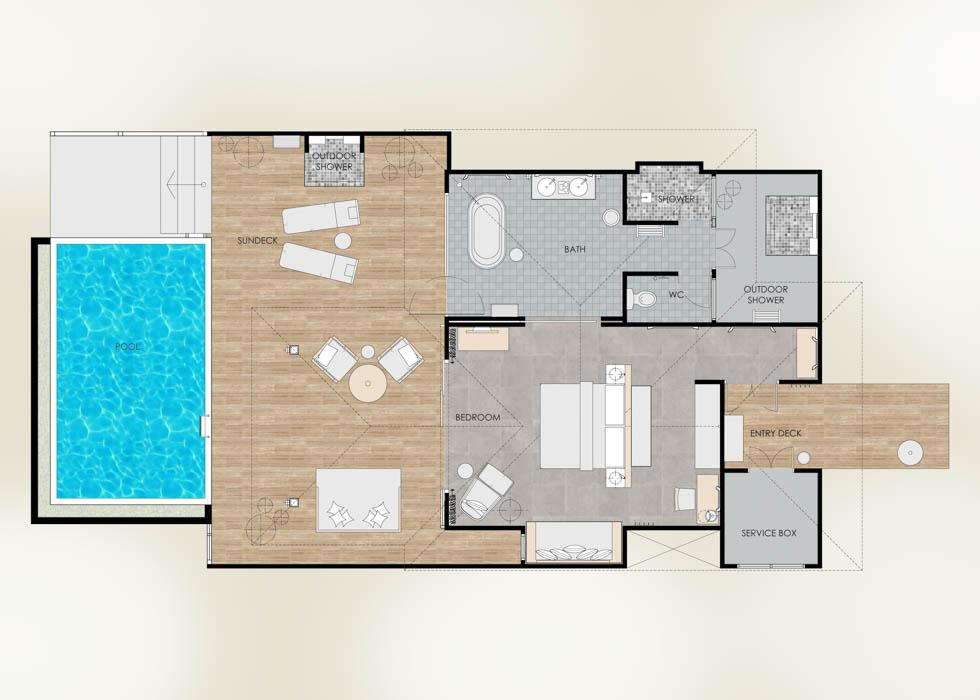 Ocean Pool Villa (2)