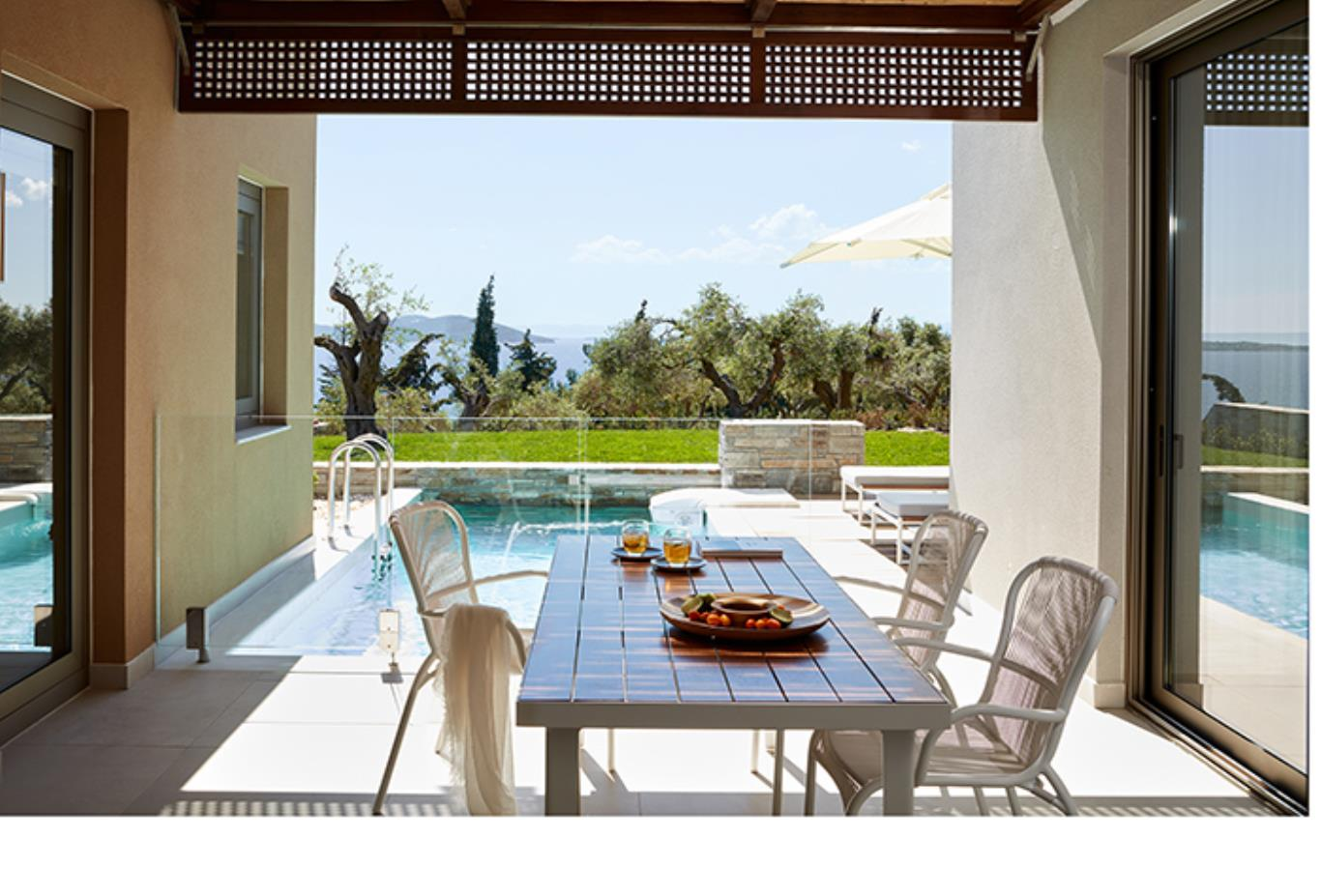 Ocean One Bedroom Pool Villa with Private Garden