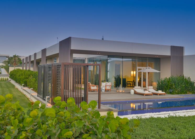 The Oberoi Al Zorah Premium Two Bedroom Beach Villa with Private Pool