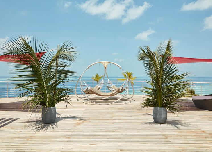 3 Bed Beach exterior