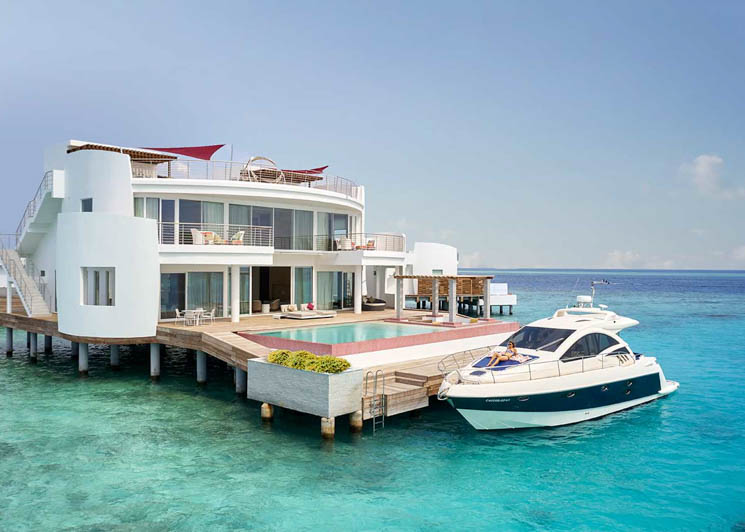 Overwater Retreat 3 beds