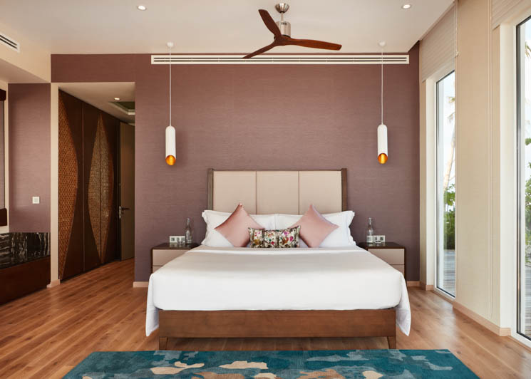 Beach Retreat bedroom 2