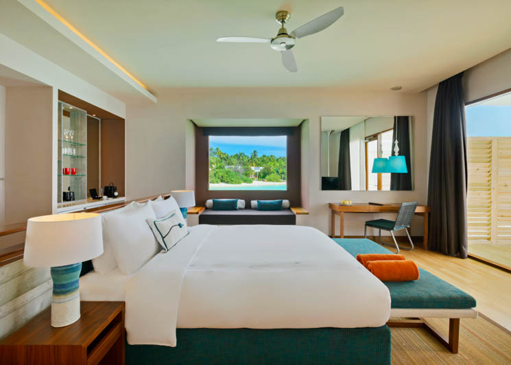 Lagoon Villa bedroom