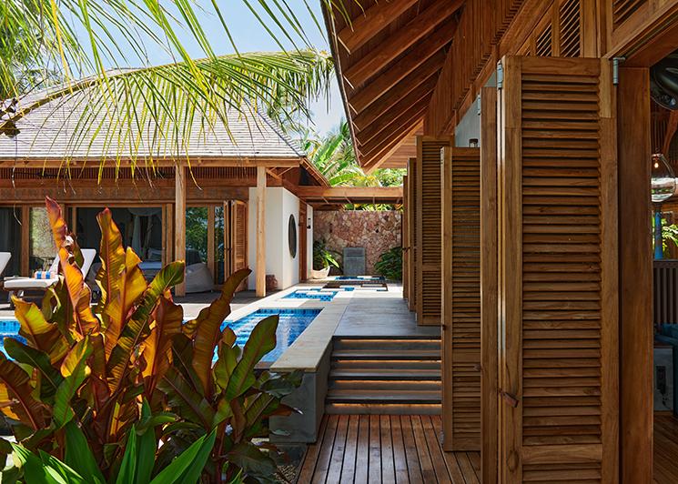 Zuri Zanzibar 3 Bedroom Luxury Villa