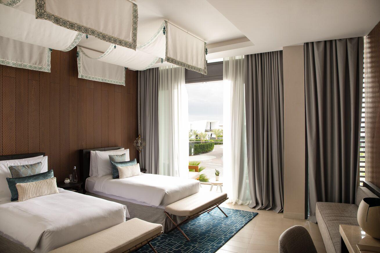Four Bedrooms Villa   Twin Bedroom