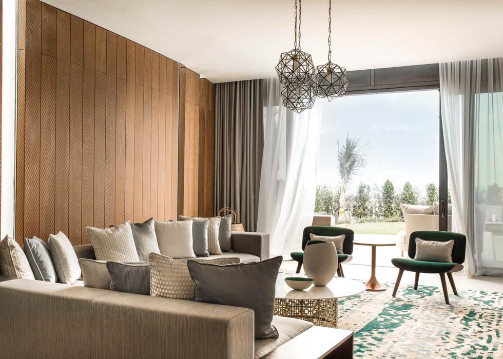 Three Bedrooms Villa   Living Room