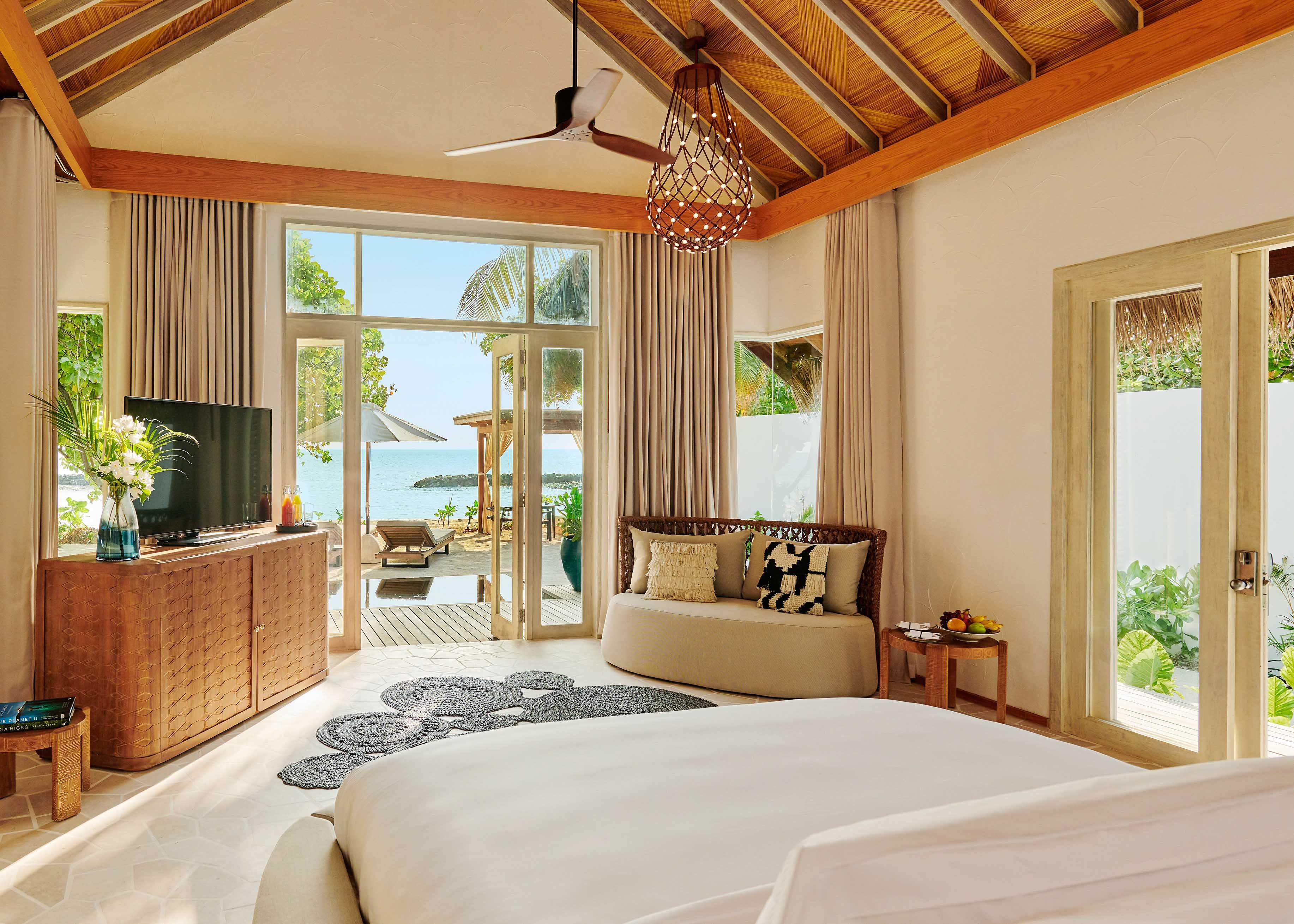 Beach Sunrise Villa
