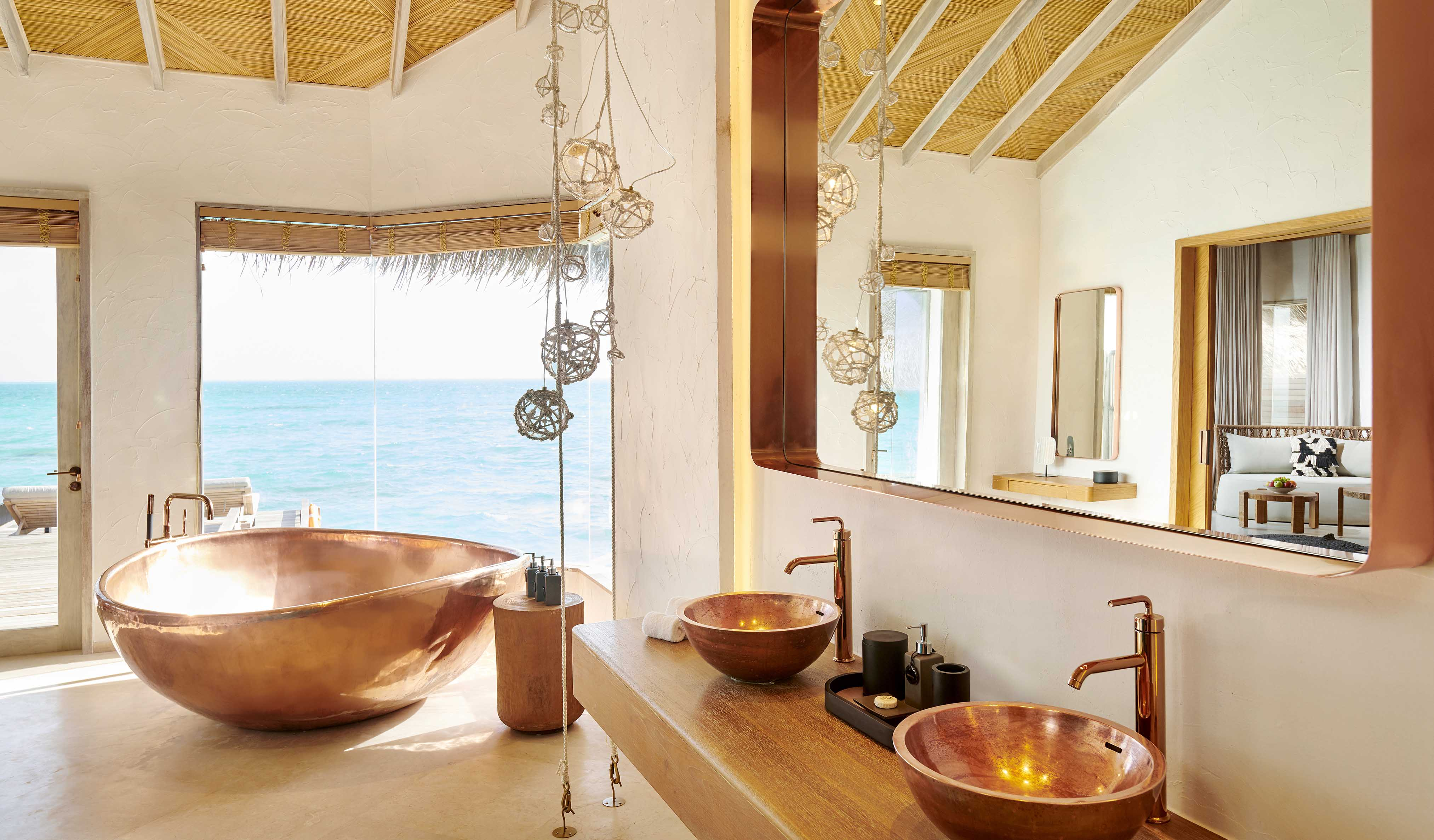 Grand Water Sunset Villa  Bathroom