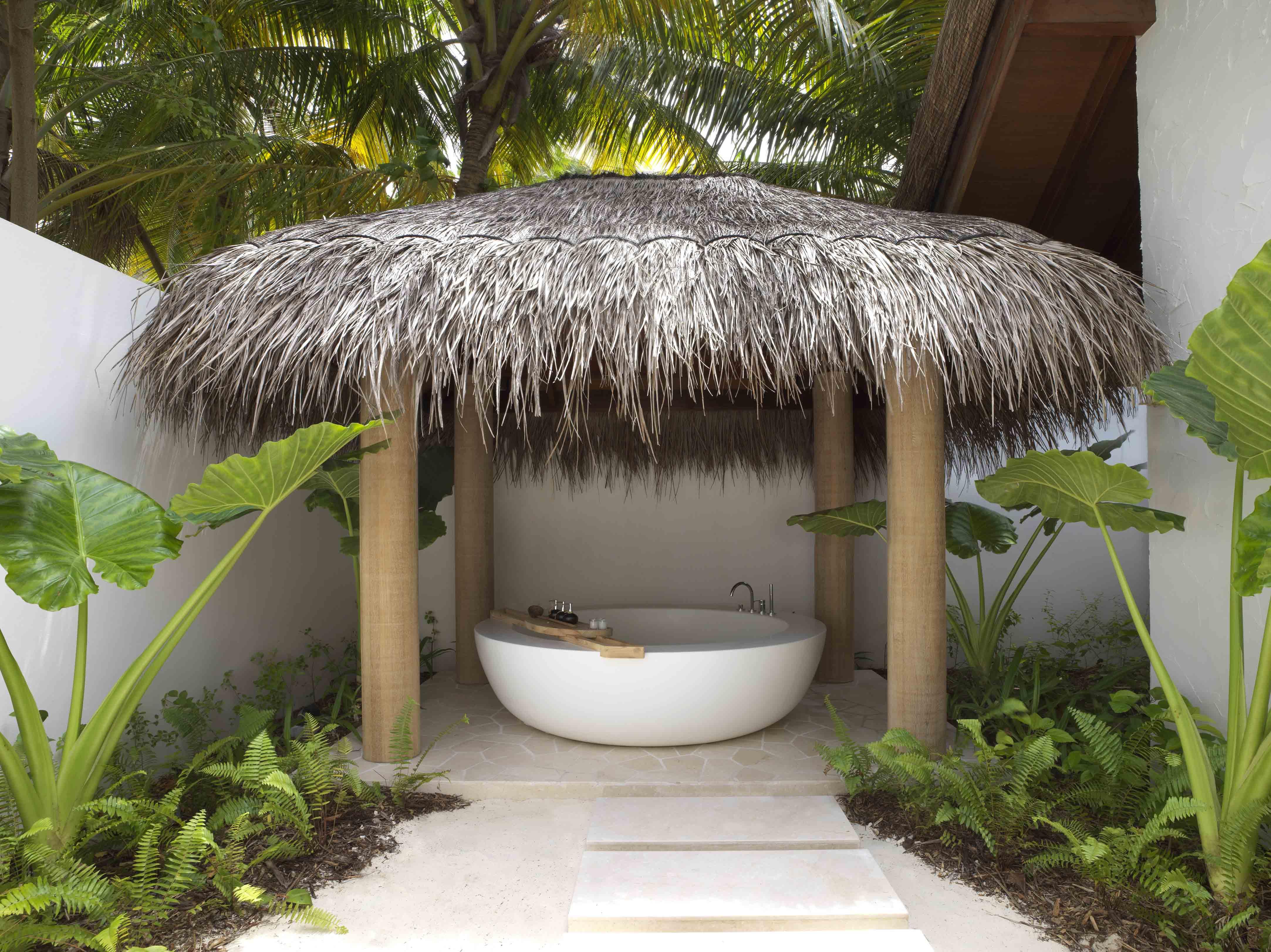 Beach Sunset Villa bathroom