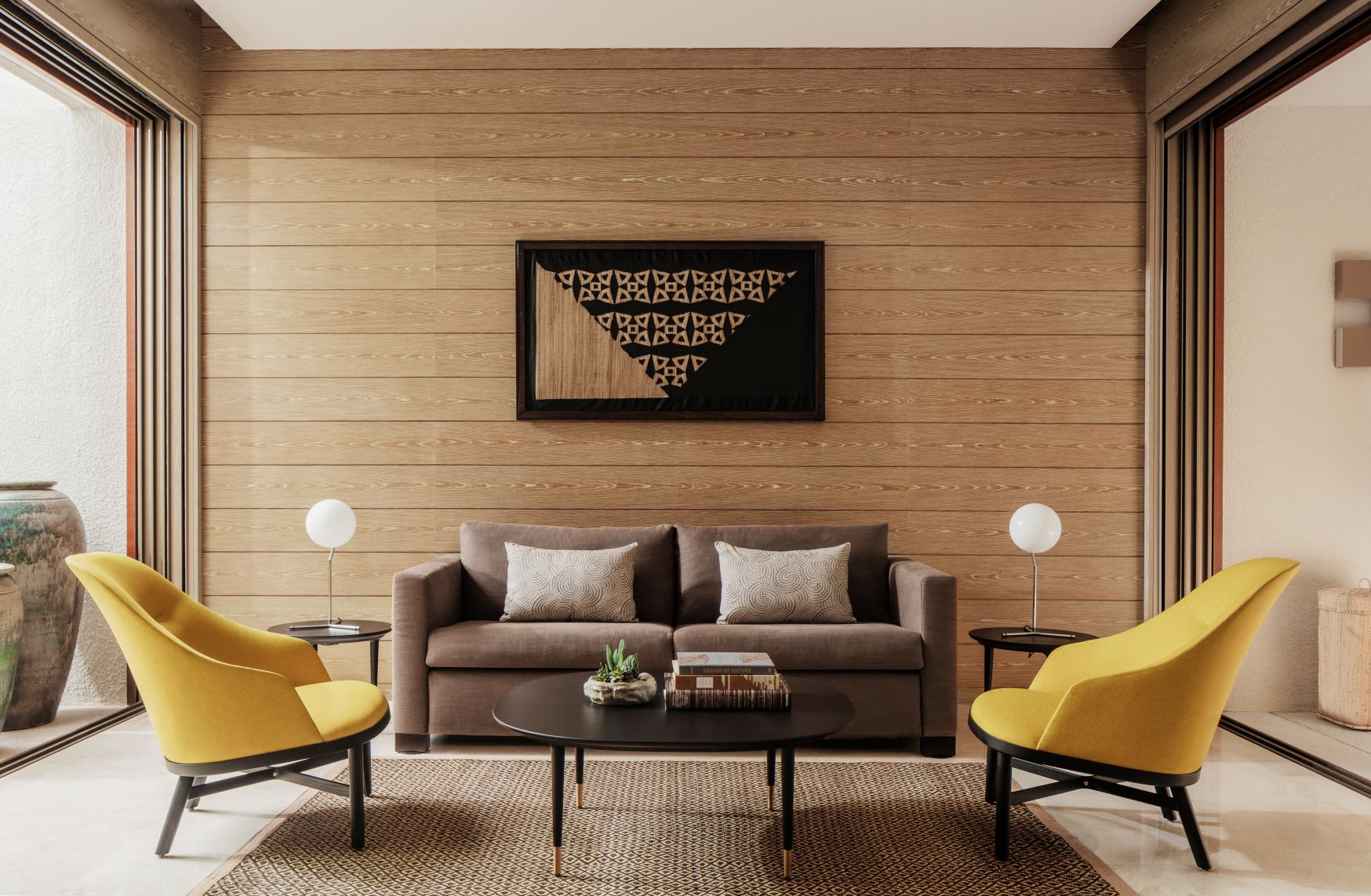 Ocean Grand living room