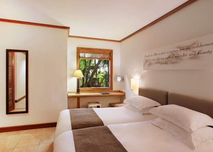 Heritage Villa bedroom