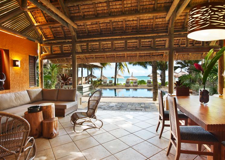 Heritage Villa veranda