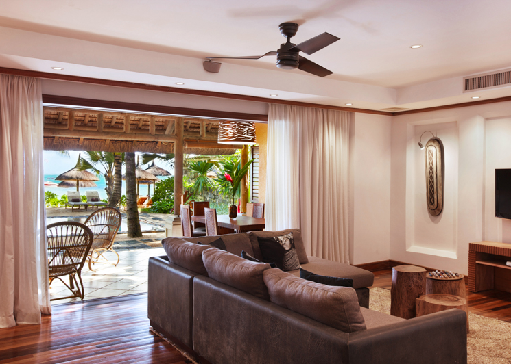 Heritage Villa living