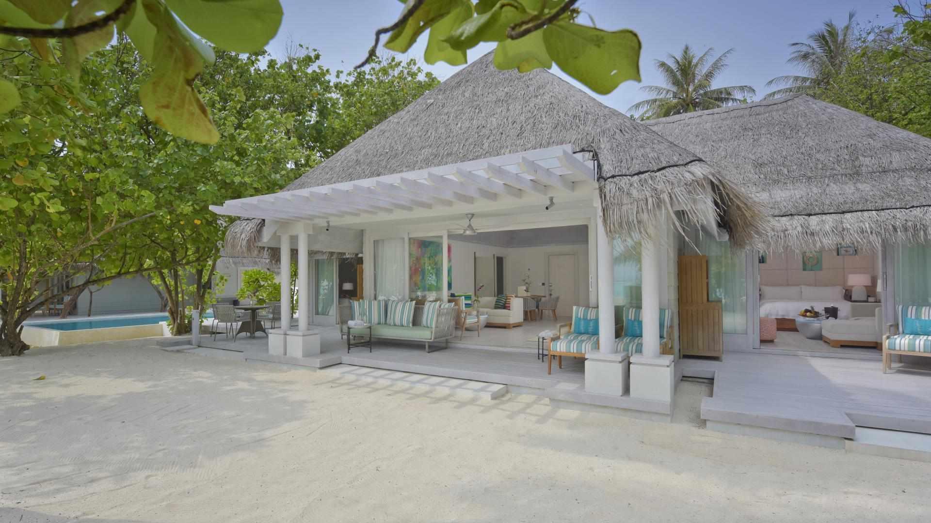 Retreat Family pool villa