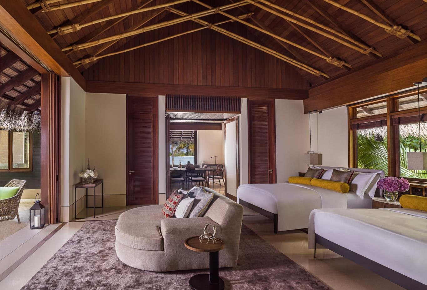 Grand Beach Villa secondary bedroom