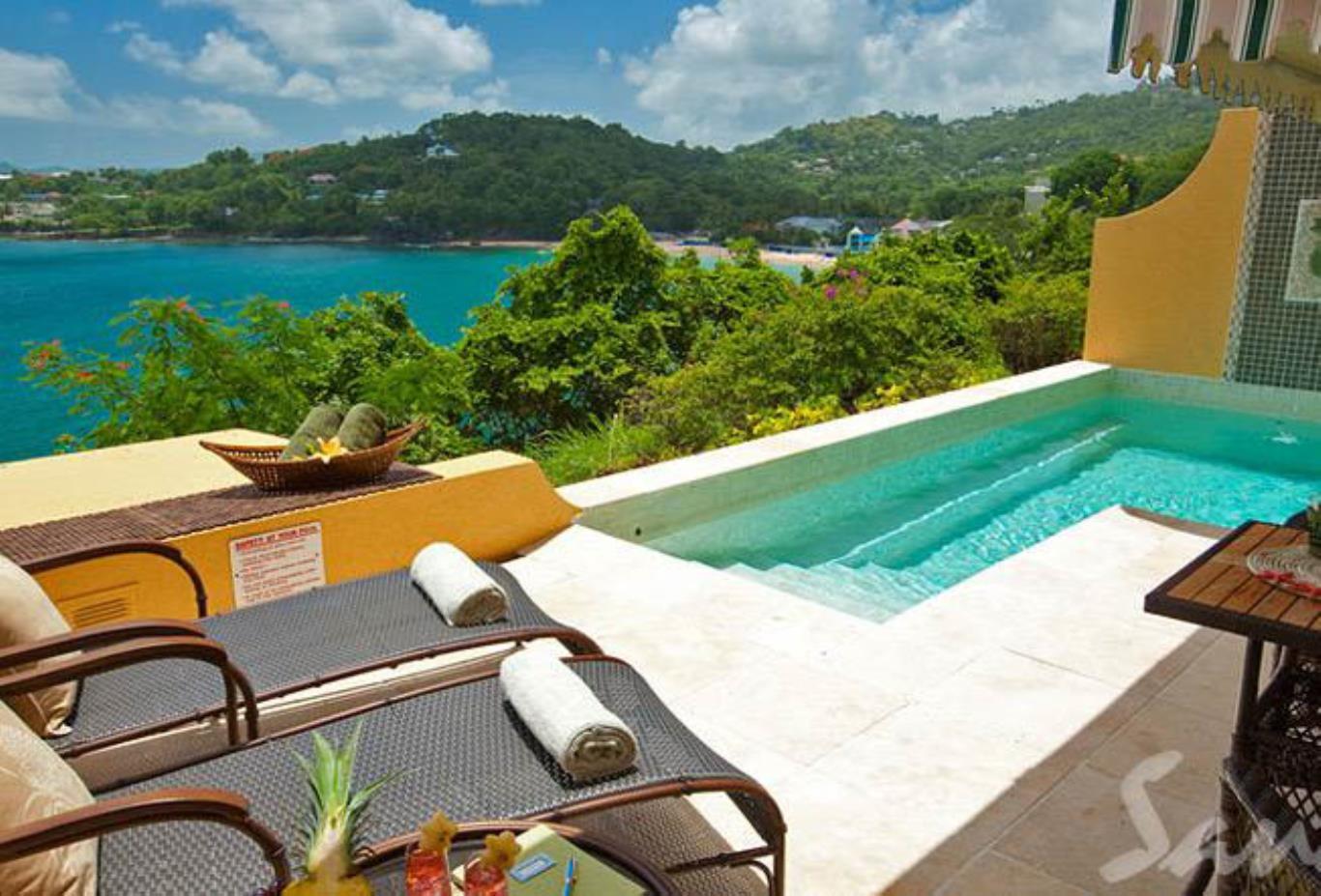 Sandals Regency La Toc Golf Resort Amp Spa Saint Lucia