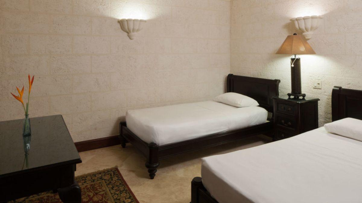 2 bedroom Deluxe Garden Pool twin room