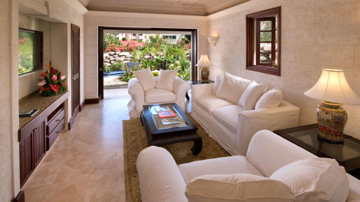 2 bedroom Deluxe Garden Pool