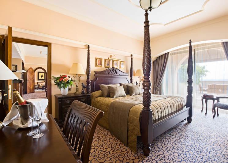 Elysium Paphos Royal Suite Main Bedroom