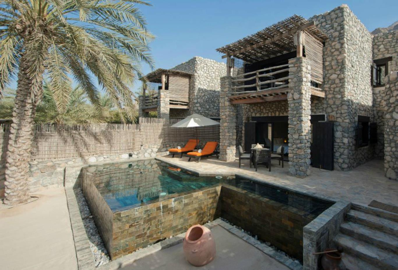 Duplex 2 bed Pool Villa exterior