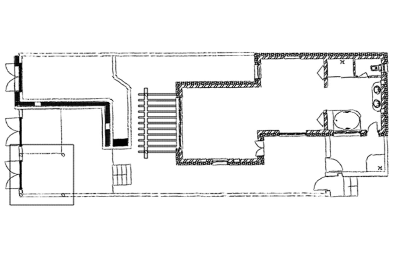 Pool Villa Floorplan