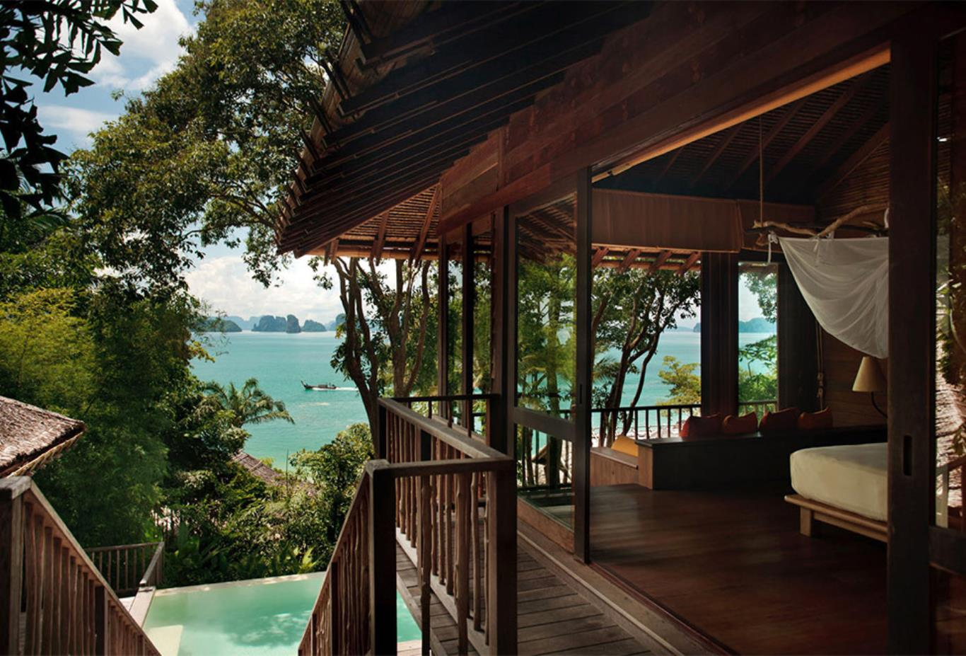 Ocean Two Bedroom Pool Villa