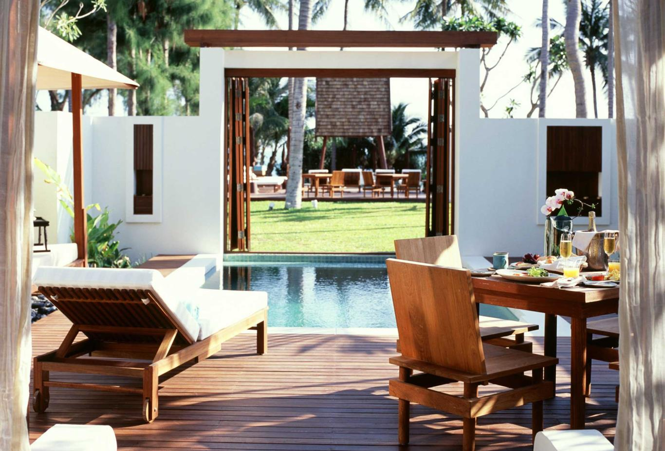 1 Bedroom Pool Villa Suite