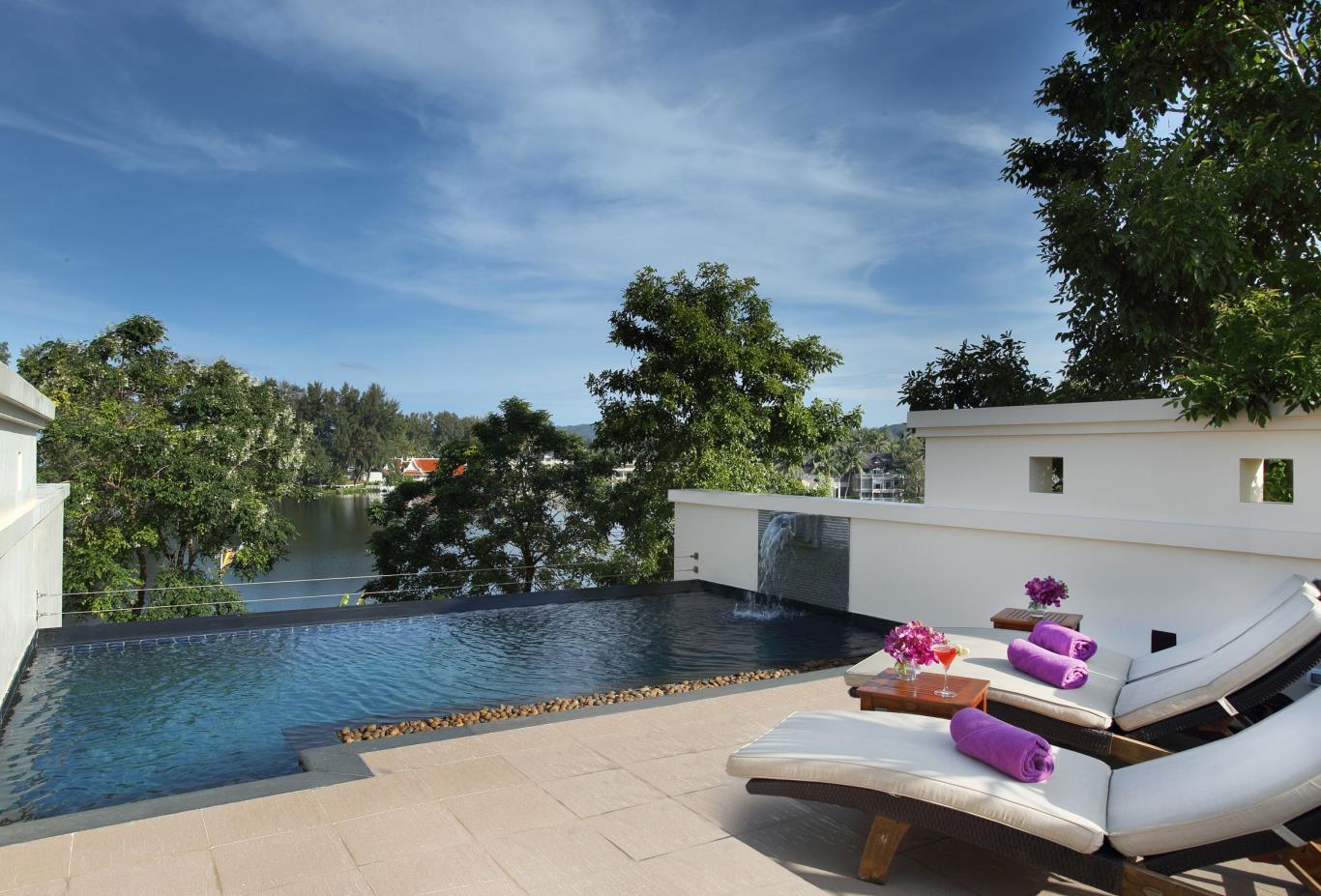 Laguna Pool Villa