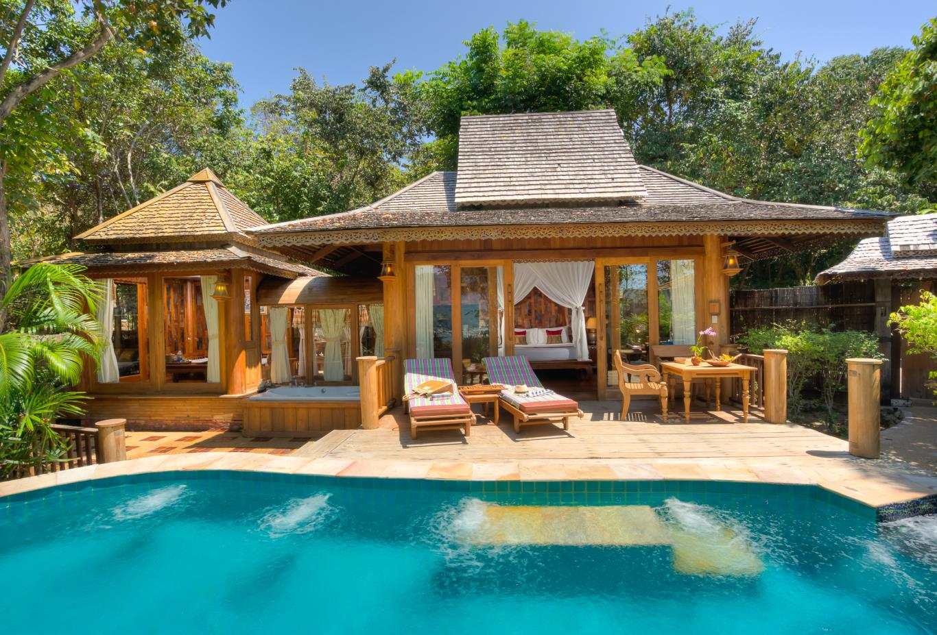 Sea View Pool Villa