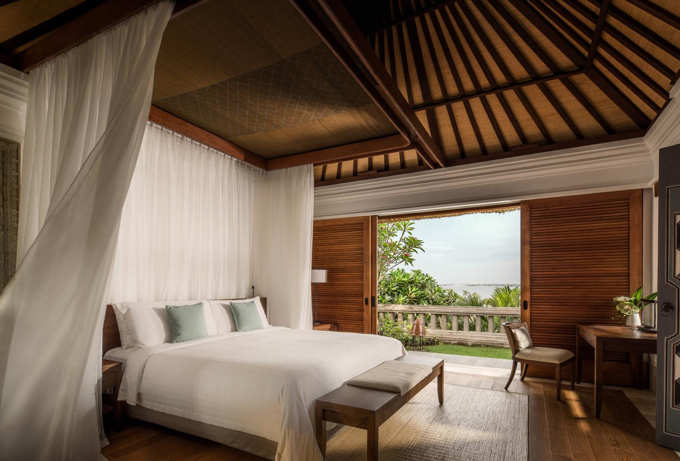 Jimbaran Bay Villa - Bedroom