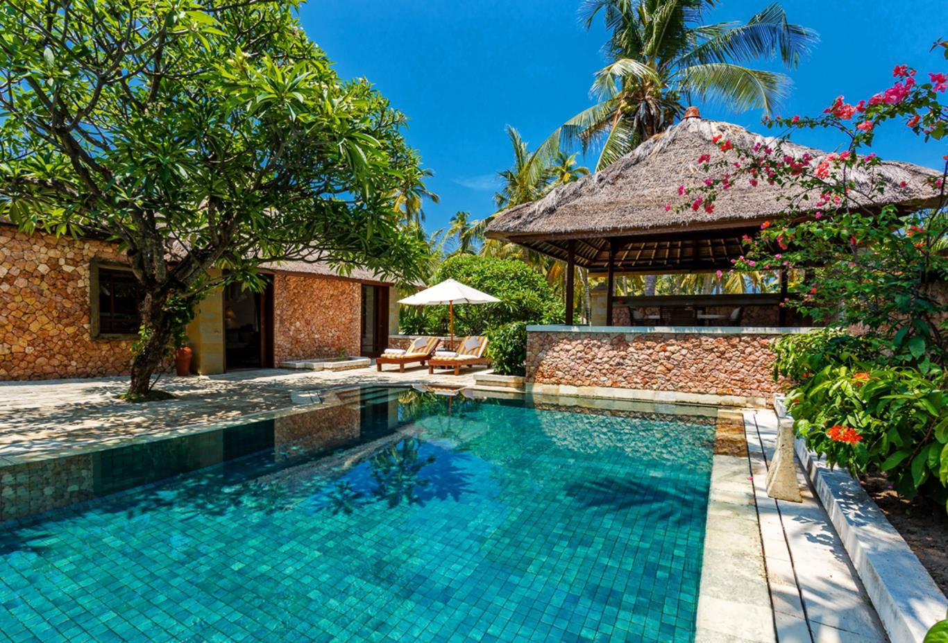 Luxury Garden View Villa with Private Pool