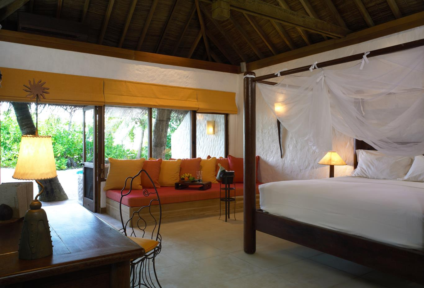 Crusoe Villa Bedroom