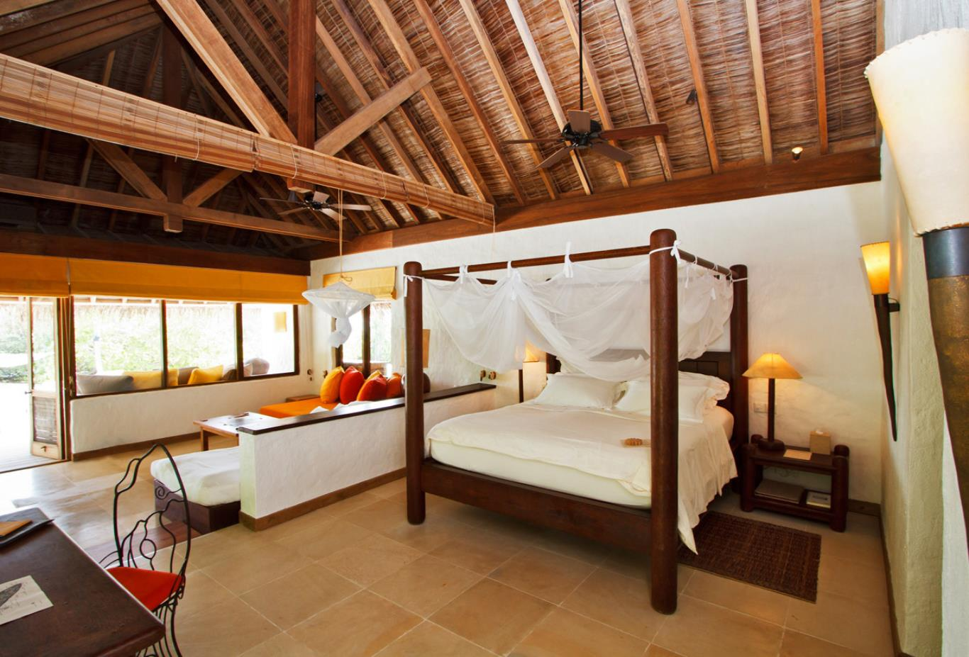 Soneva Fushi Villa Suite With Pool 2 Bed Bedroom