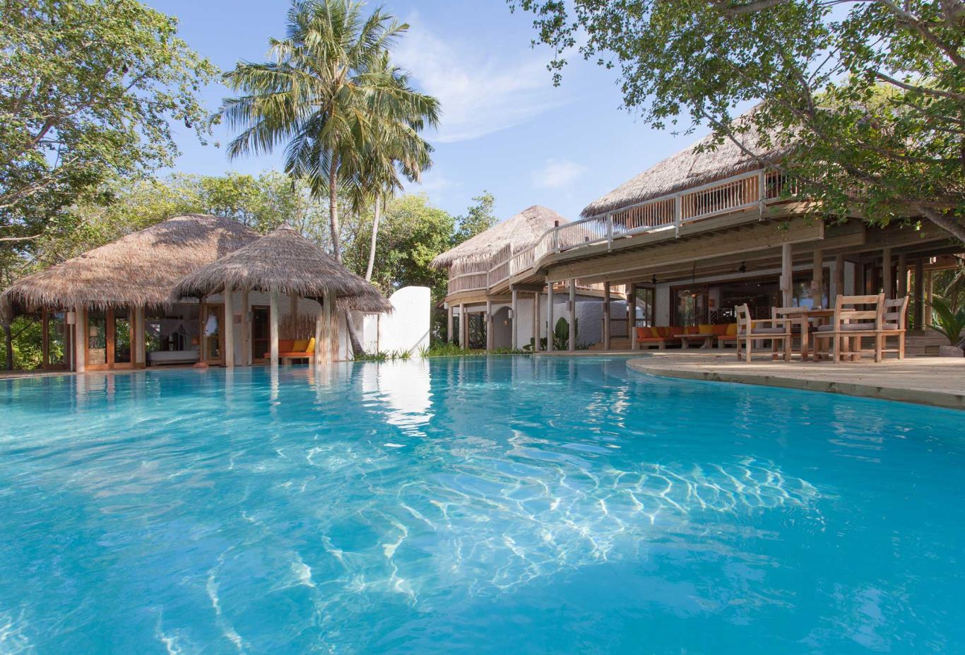 Villa 14 Pool