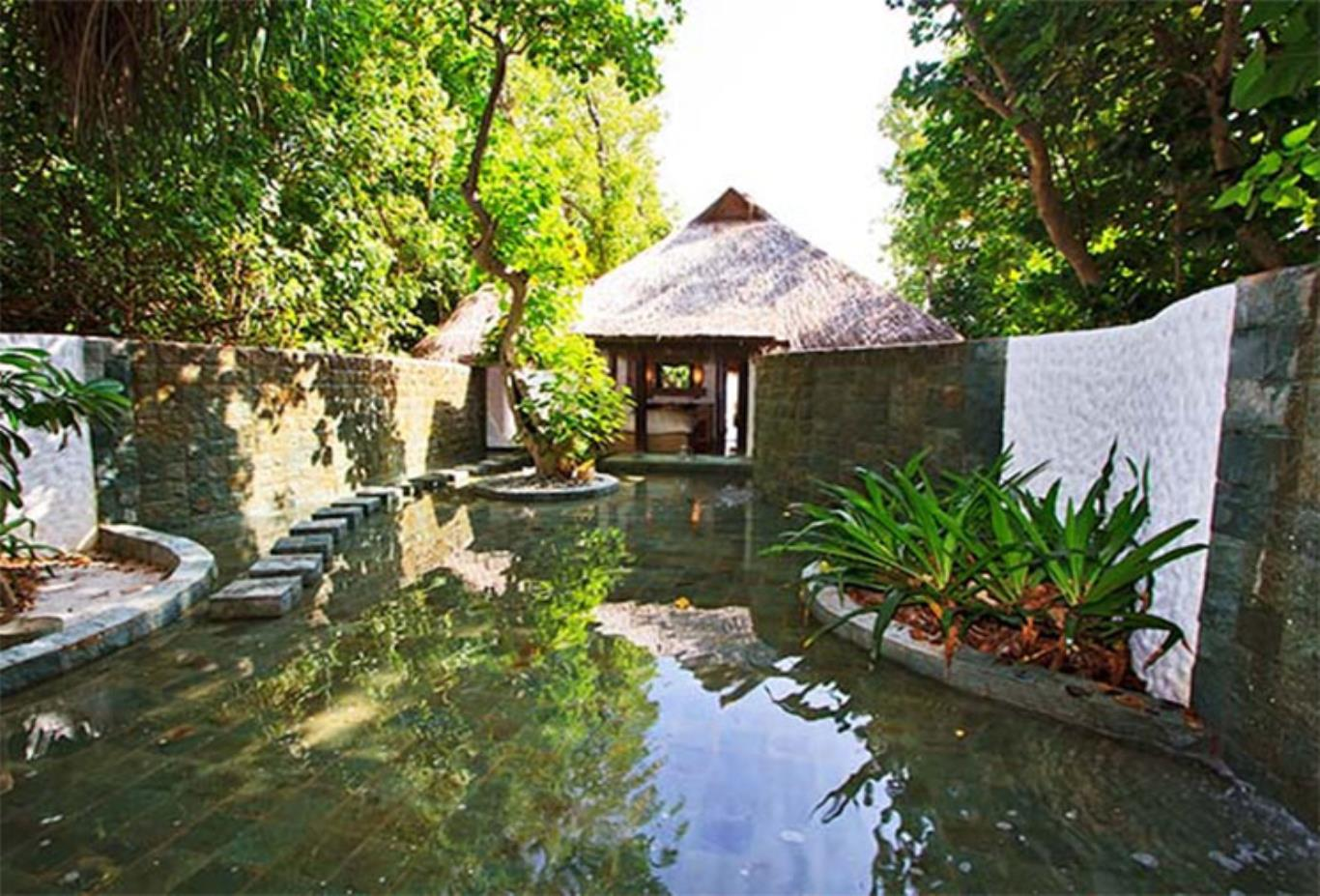 Soneva Fushi Villa Suite with Pool Exterior