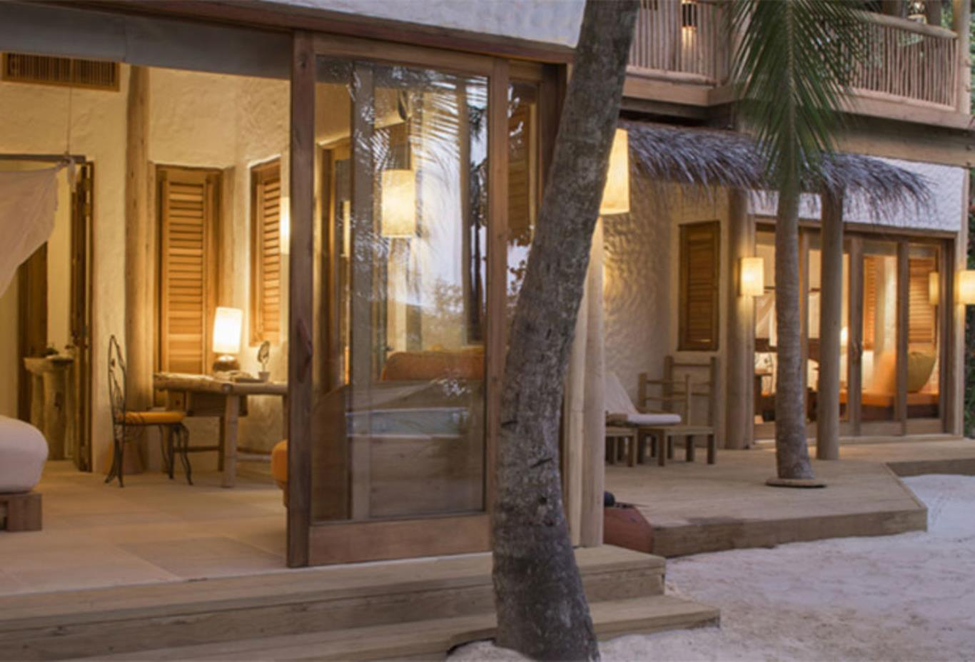Soneva Fushi Villa Suite Four Bedroom with Pool