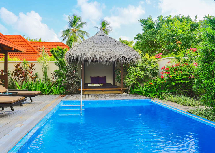 Two Bedroom Residence pool