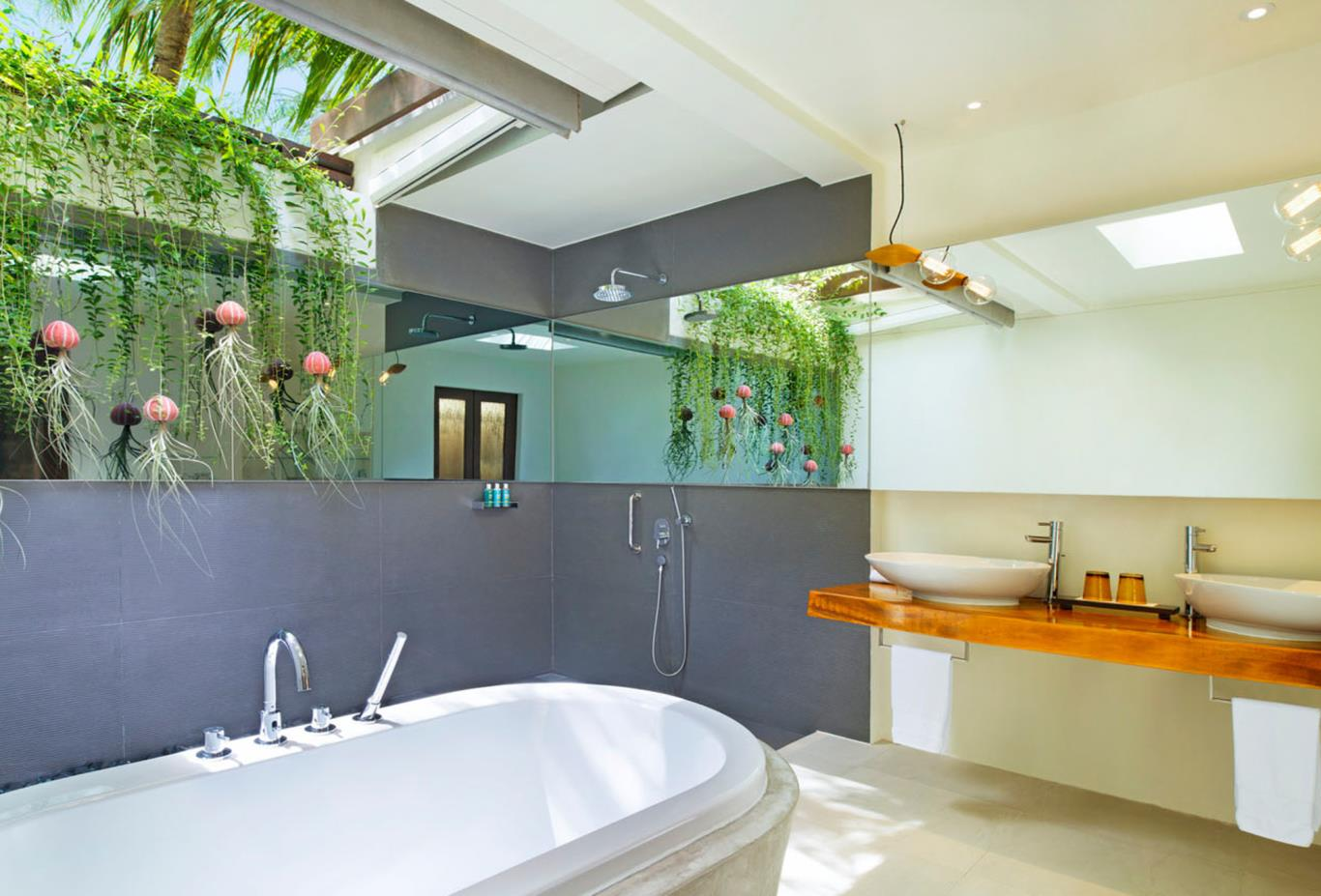 Beach Oasis Bathroom