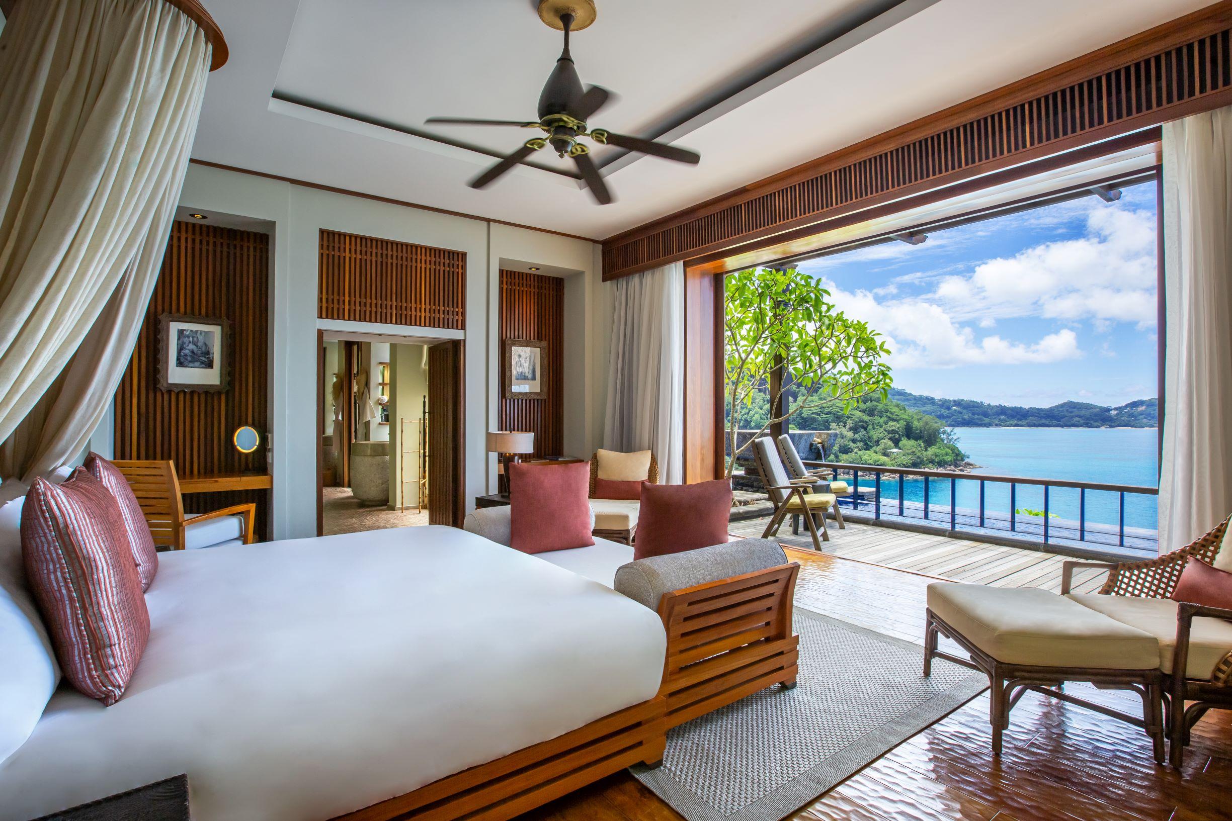 Anantara Maia  Seychelles Villa  Interior