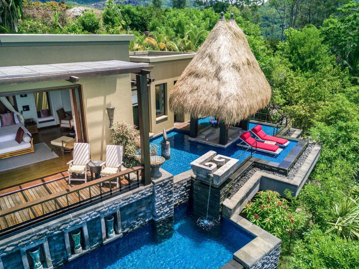Premier Ocean  View Pool Villas Exterior