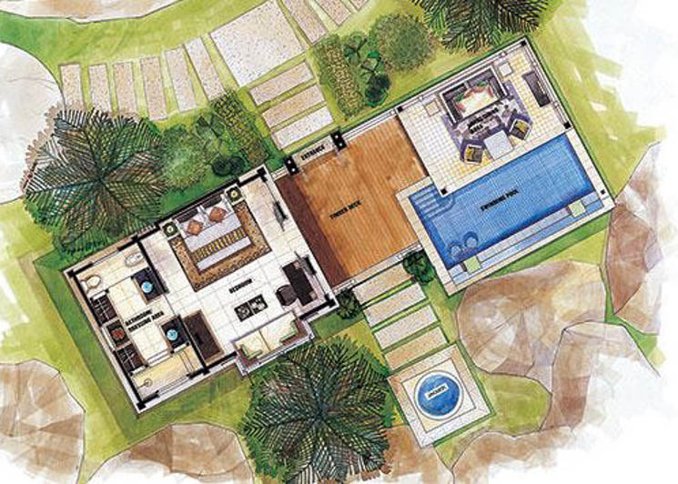 Intendance Bay floorplan
