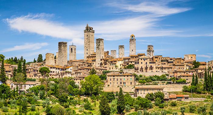 San Ginignano