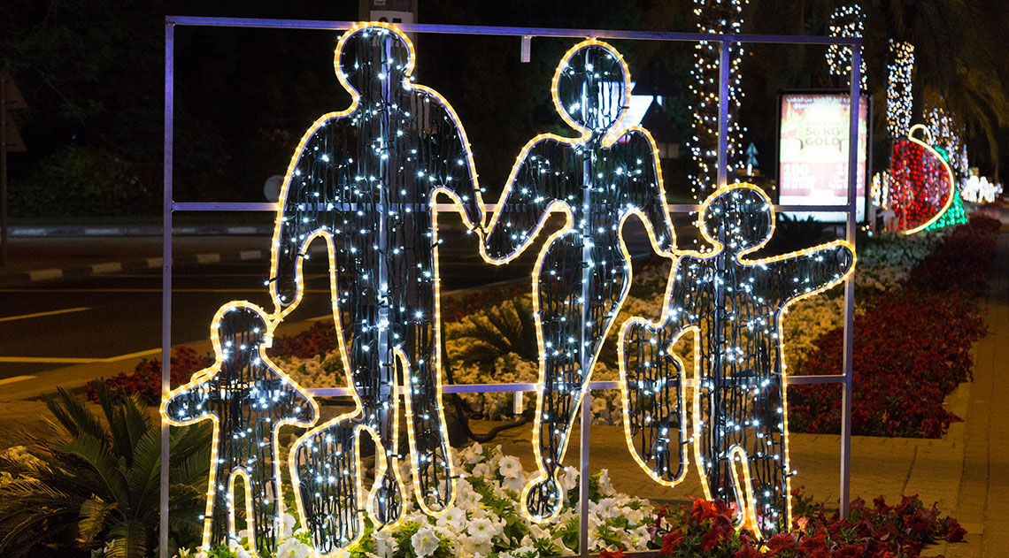 Light up family