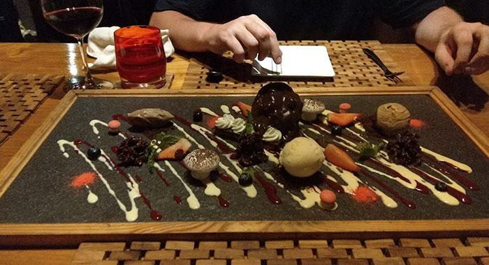 Anantara Lawana Phuket crafted menu