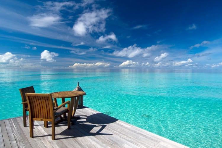 Conrad Maldives F&B