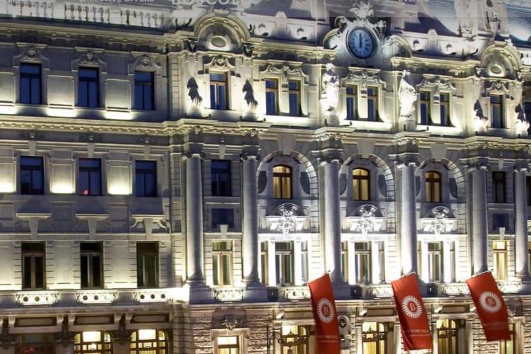 Exterior-facade